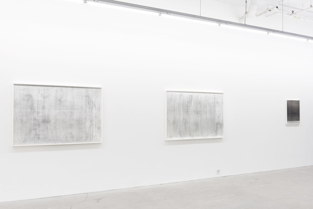 Whatever Form This Moment Takes , installation view, Galerie Nicolas Robert, Montreal