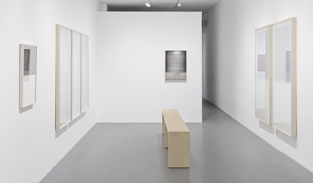 Still , Installation View, Zalucky Contemporary Toronto, October/November 2018