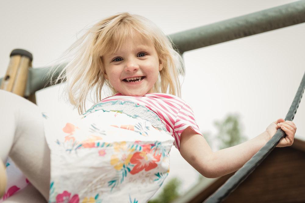 3 knipsetriks - hvordan du bruker ditt speilreflekskamera med barn som aldri står stille