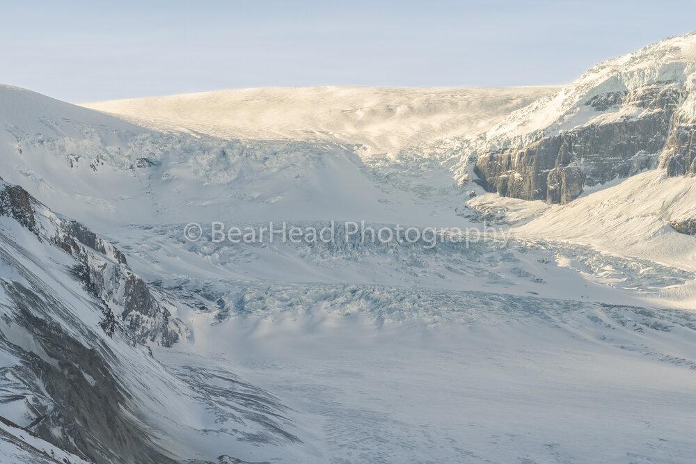 Cascading Glacier