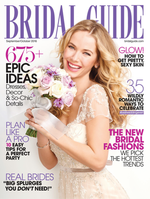 Bridal Guide Magazine Sept/Oct 2016