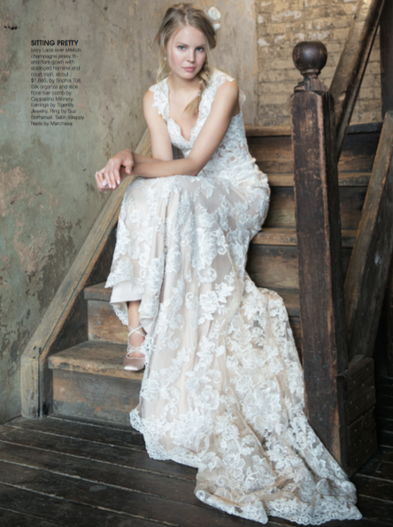 Bridal Guide Magazine Sept/Oct 2016