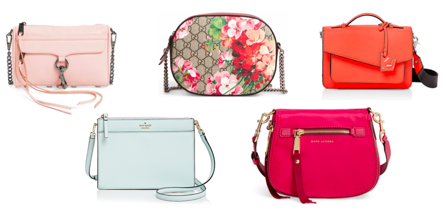 Cross-Body - A hands-free way to store your belongings for a night out or just a walk through the park.Click here to shop!