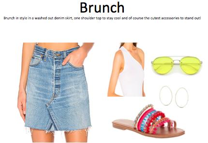 •Skirt:  http://bit.ly/2sKRHiM   •Shoes:  http://bit.ly/2tQNSb4   •Sunglasses:  http://bit.ly/2sR4L1p