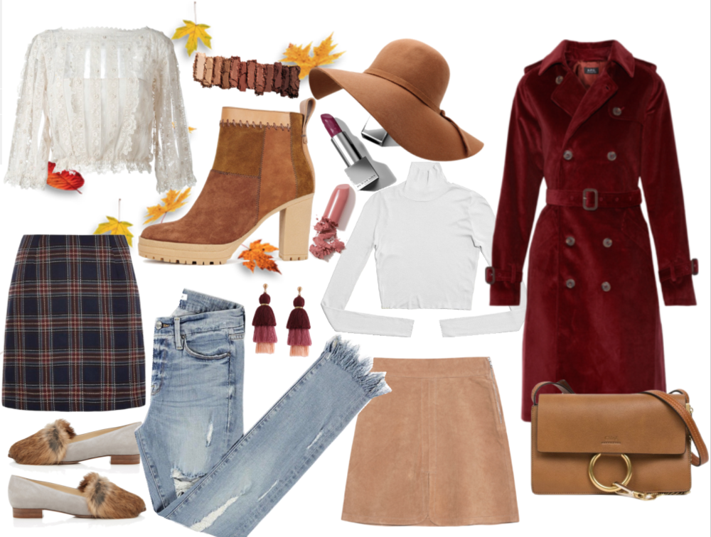 Click here to shop our basic fall essentials