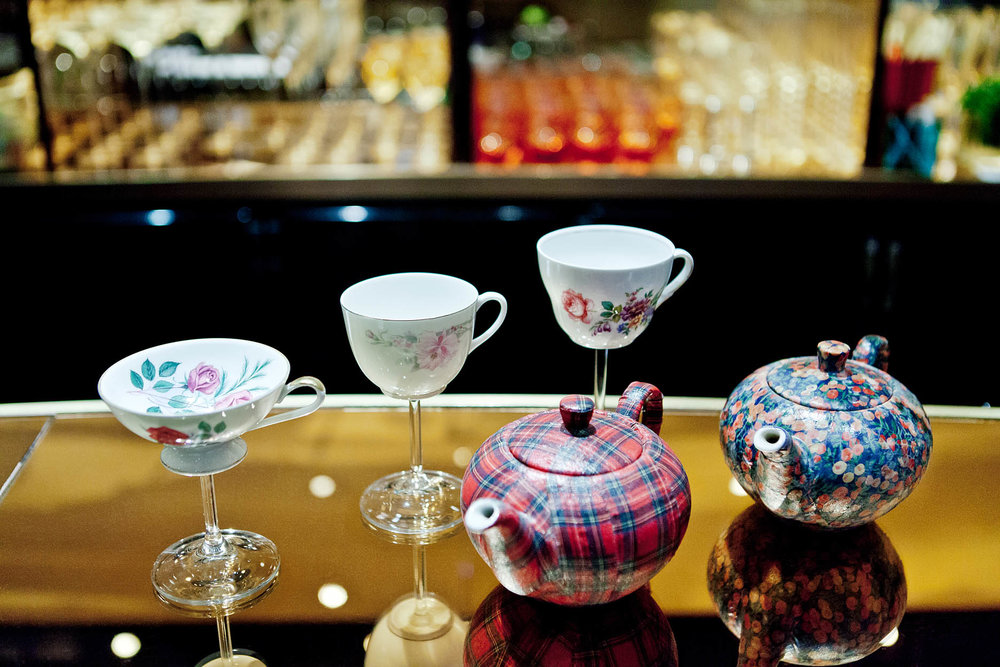 The Bar at The Dorchester, teapots.jpg