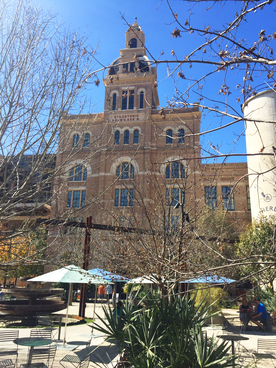 The Pearl Brewery's, Southerleigh and Hotel Emma