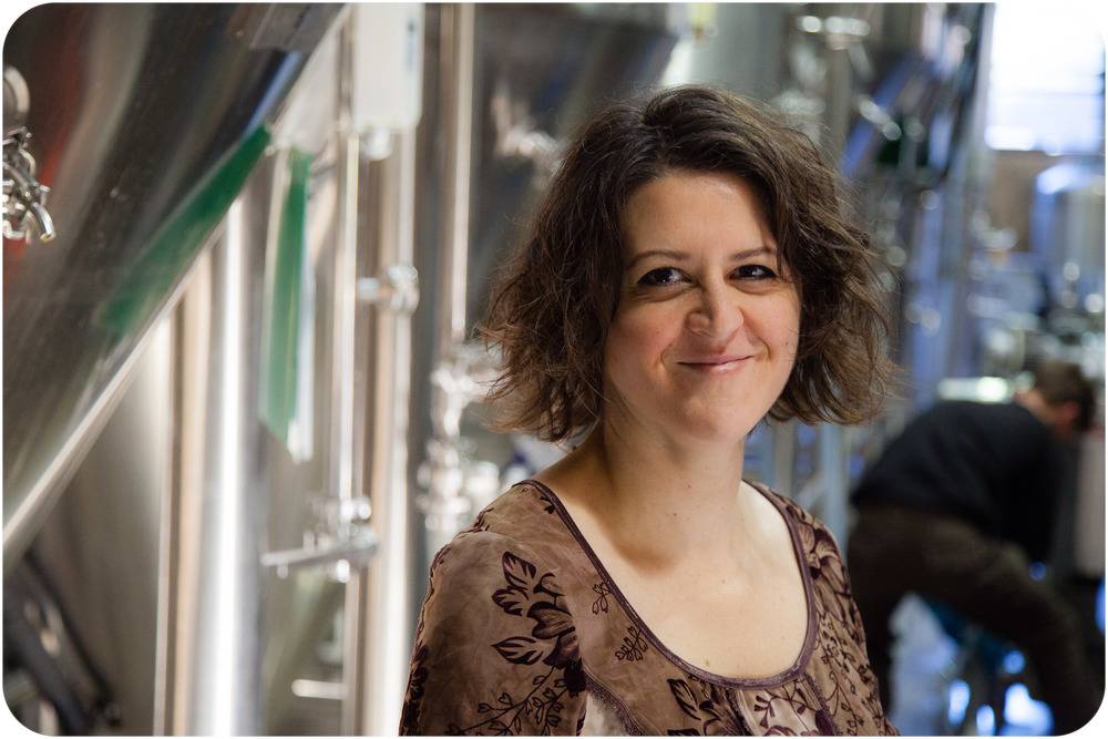 Interview with :   Tracy Hurst, Co-owner and brand manager of Metropolitan Brewing in Chicago