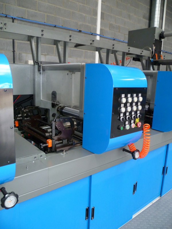Autoflex Excel XT 340 Print Unit with operator controls