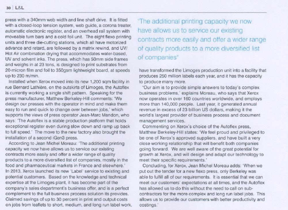 Labels & Labeling Magazine UK - Page 3