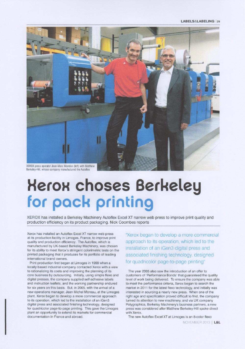Labels & Labeling Magazine UK - Page 1