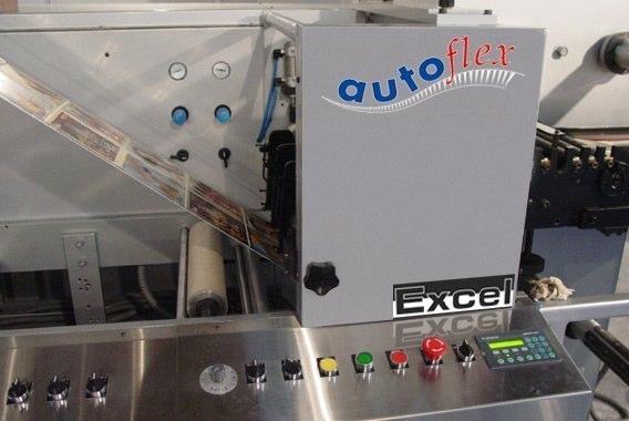 Autoflex Control Panel