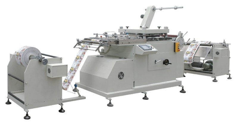 Special Flat Die-Cutting Machine