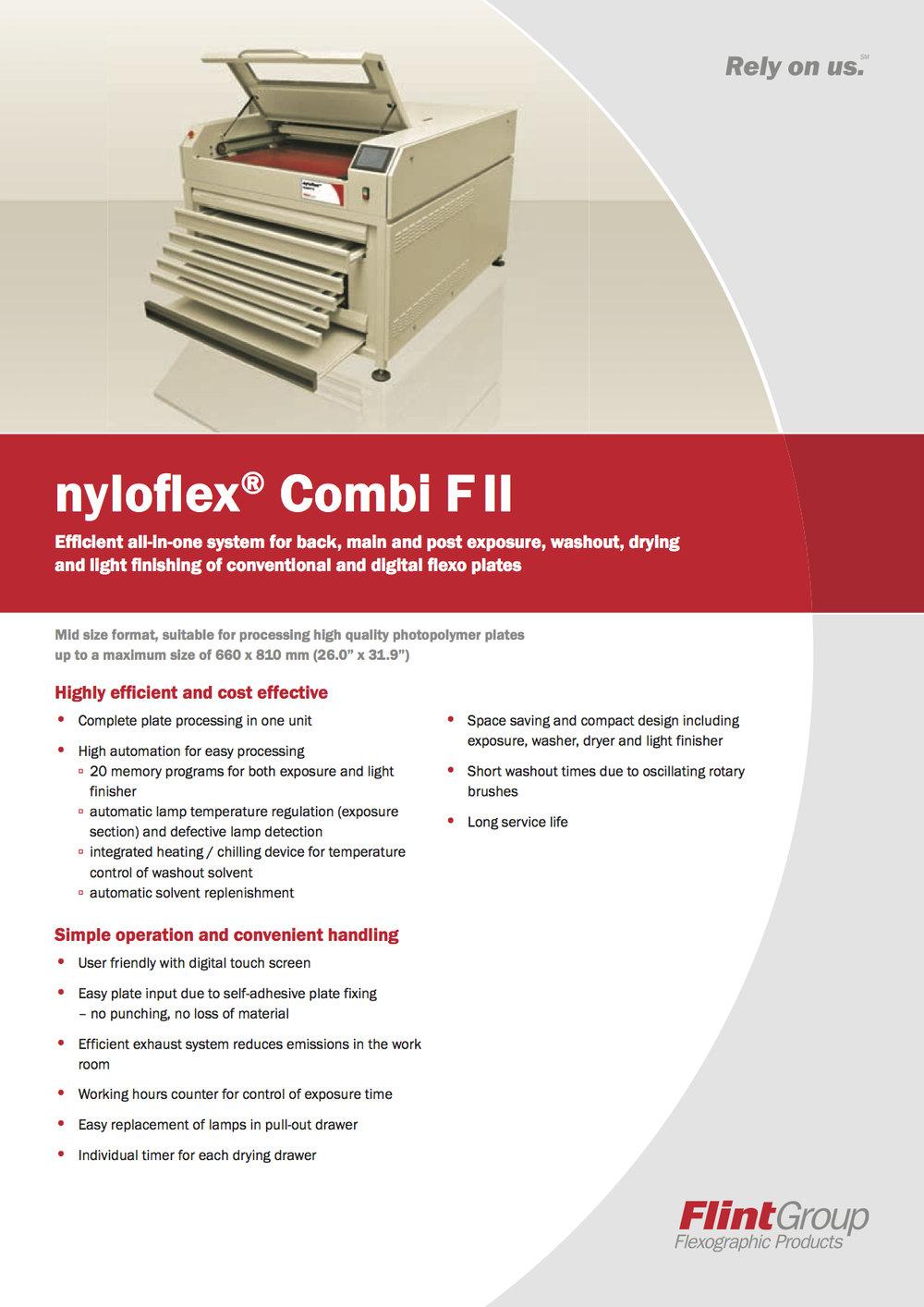 Nyoflex Combi F II