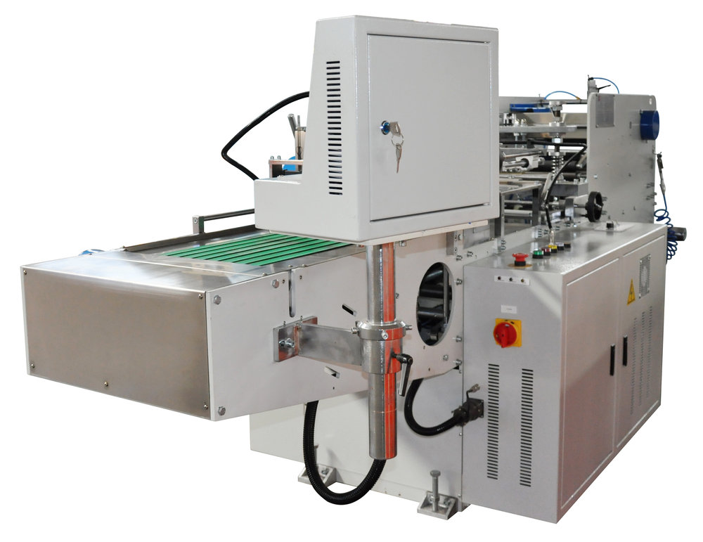 Shrink Sleeve Cutting Machine 2