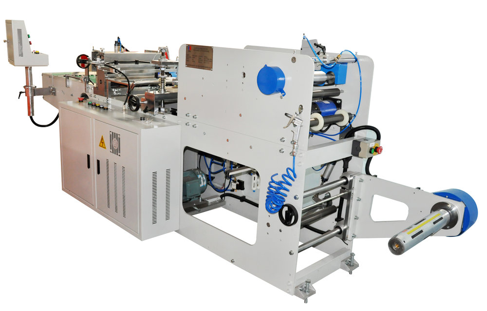 Shrink Sleeve Cutting Machine 3