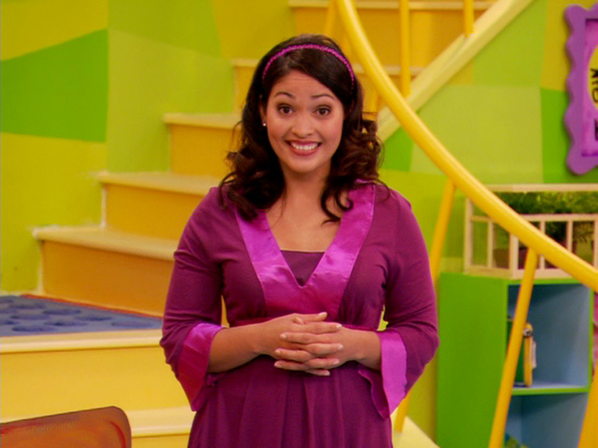 PBS Kids Block: Host