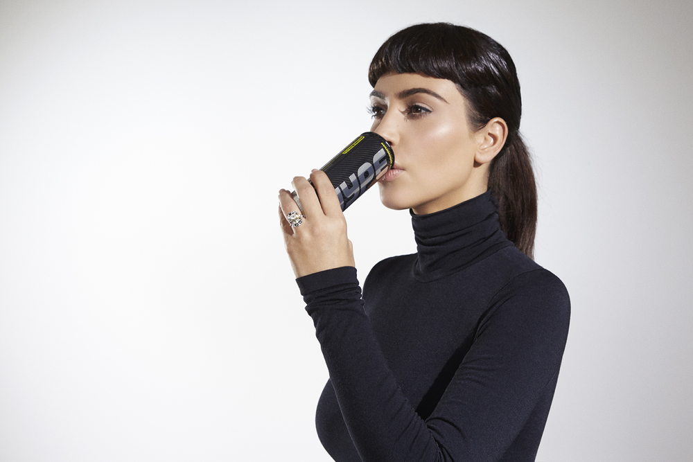 Kim Kardashian - Hype Energy