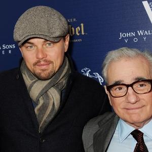 Universal - DiCaprio & Scorsese