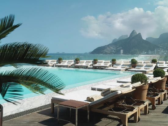 Hotel Fasano - Copacabana