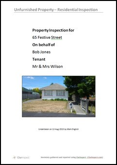 Used to generate a periodic inspection os a rental property. Includes multiple bedrooms, bathrooms, toilets, garage and also supporting photographs.    Suggested Industry:   Real estate, Property management    Click for example output Word .docx