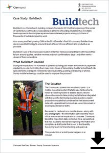 Click for Buildtech casestudy