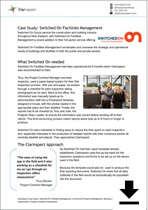 Click for SwitchedOn Group Case study