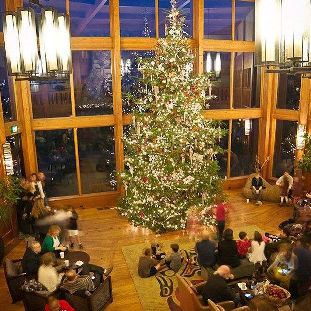 Come listen to our own Michael Blake at Skamania Lodge tonight 6-8pm. Sit by the fire, drink some cocoa and hear your favorite Holiday tunes.