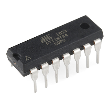 ATtiny Microcontoller