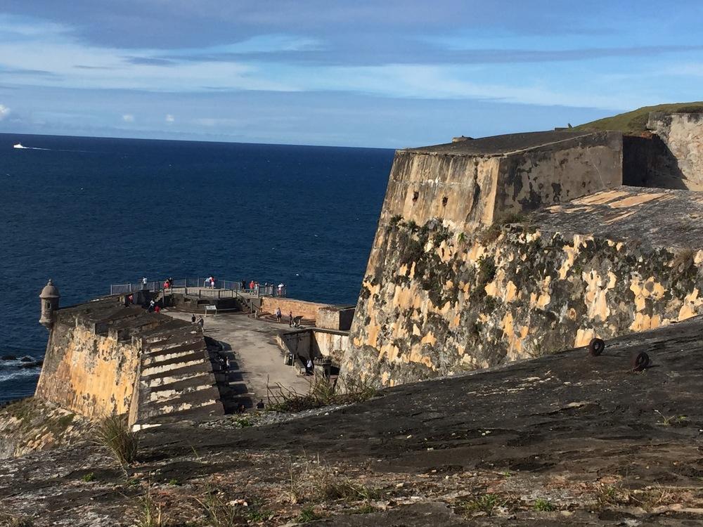 Exploring El Morro