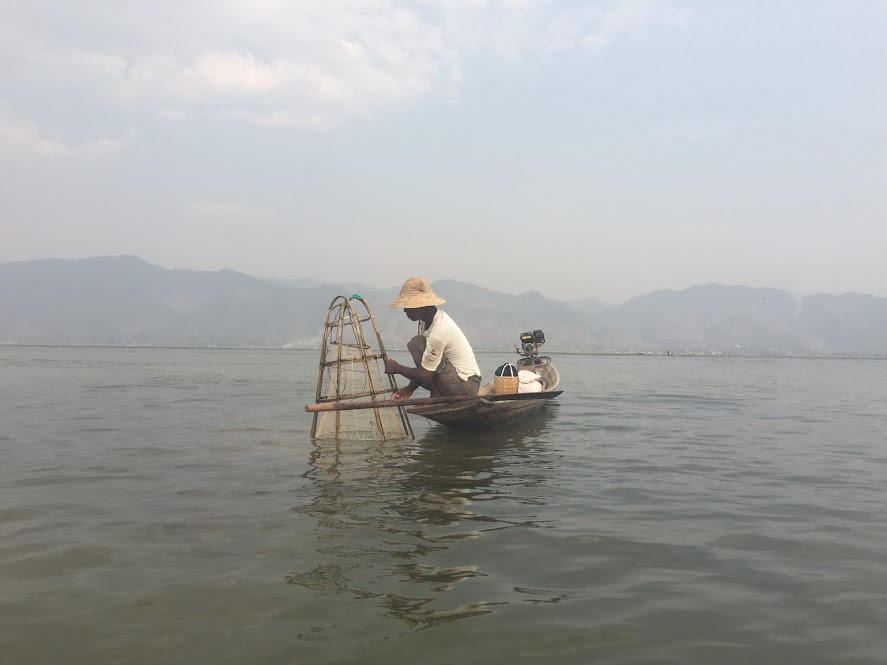 Inle Lake, Myanmar doesn't seem real.