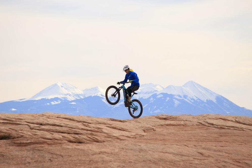 Wheelies in MOAB
