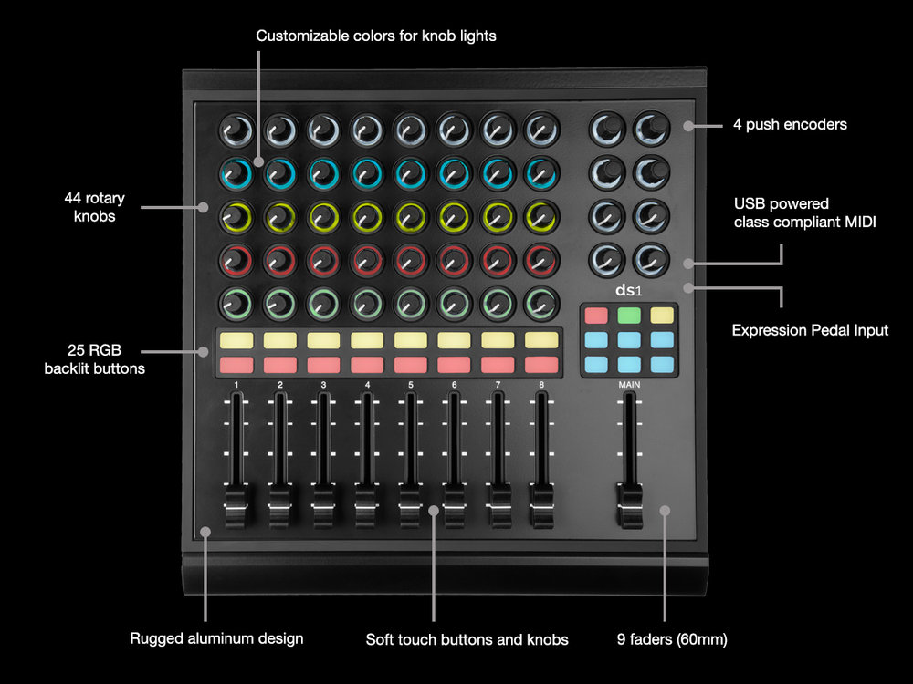 This unit looks awesome! Livid discontinued the product and failed to respond to my email inquiries regarding their plans for the future. It made my DJ-to-producer brain quiver nonetheless.