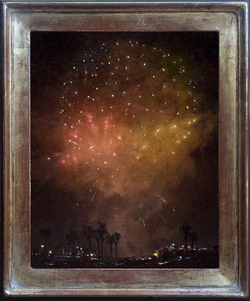 769-17-Aerial Celebration in Red 15x12 72 Framed Gold copy.jpg