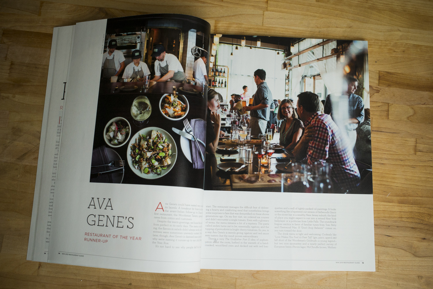 Willamette Week's 2013 Restaurant Guide. Photos by Leah Nash.