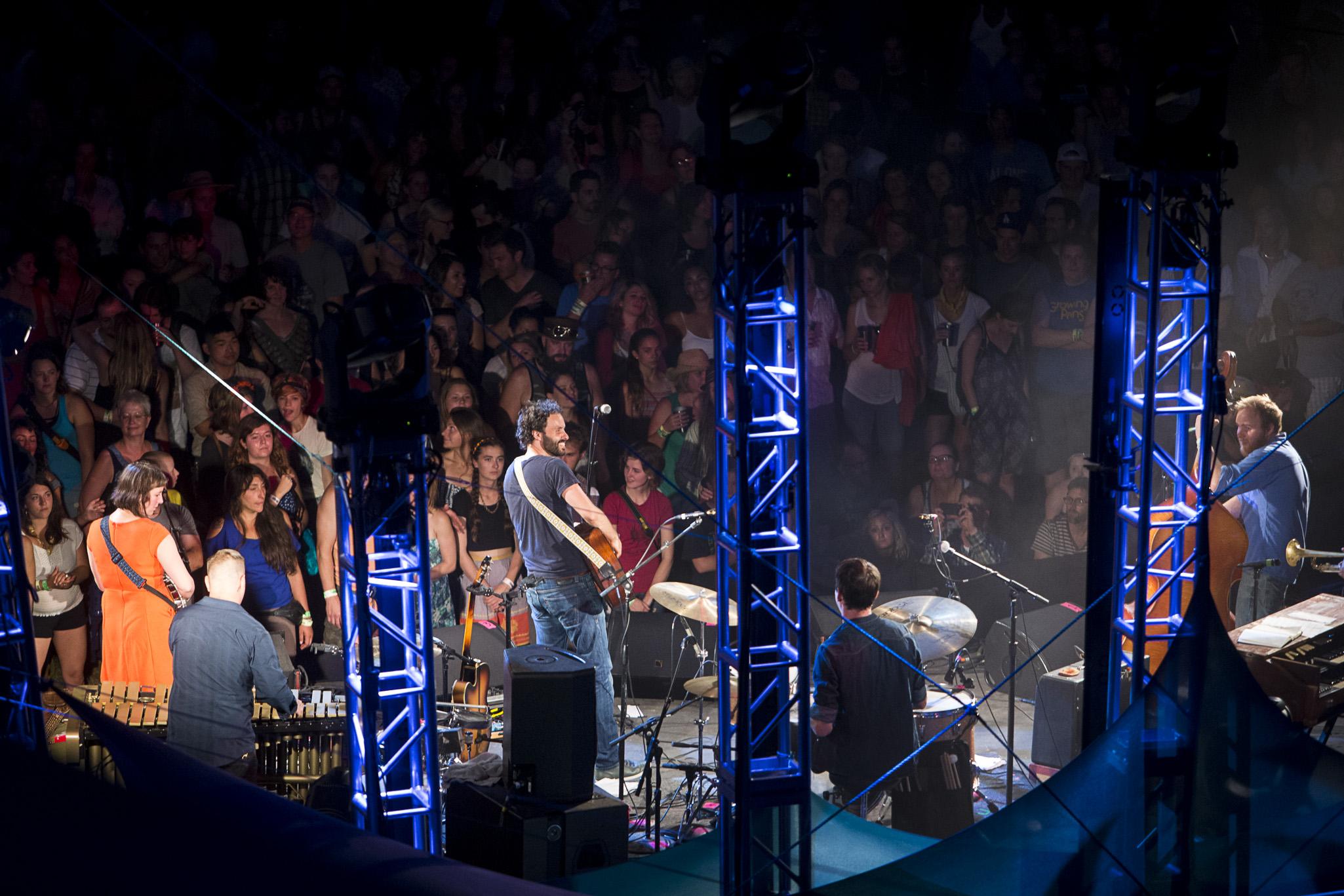 Pickathon 2014, live music festival