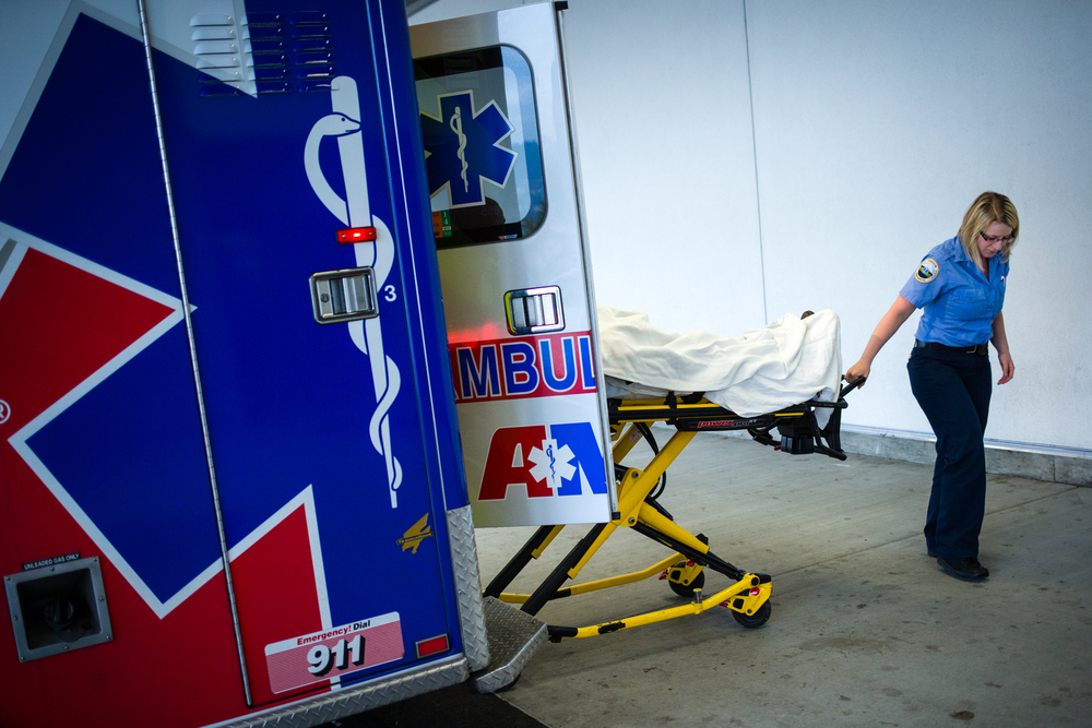 Only two Oregon hospitals, Emanuel and OHSU, are designated Level 1 trauma centers, equipped and staffed to provide the highest level of care to acutely sick and badly injured people. The two hospitals take in patients from across the state via ambulance and helicopter.