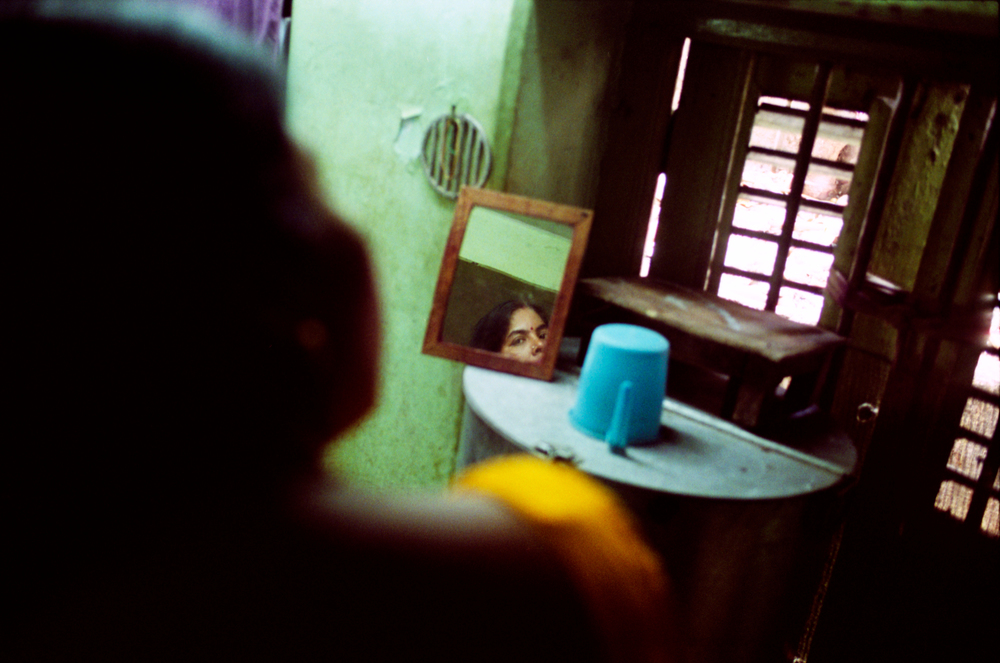 Many sex workers in Calcutta are part of The Sonagachi Project which started in 1992 as a STD/HIV intervention.