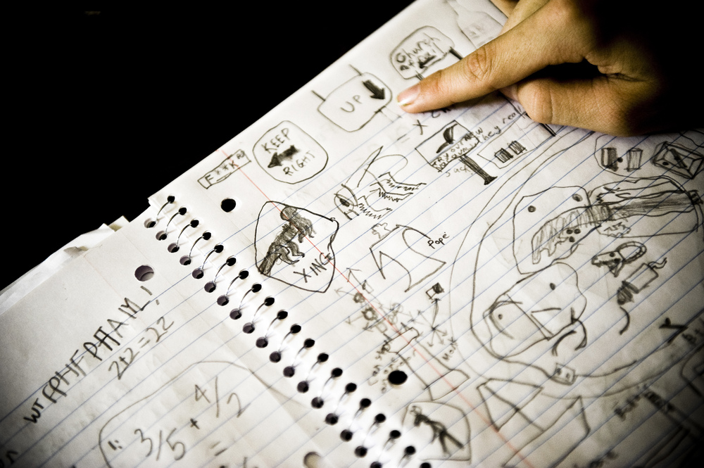 "During math class, Willie's notebook fills up with drawings rather than equations. In general his relationship with school is uneven, with him excelling in topics that fascinate him.  Like many people that have Asperger's, Willie can spend hours fixated on very specific topics or interests, which is why many with the diagnosis make good lawyers or computer programmers. ""To us, Willie was our first child, the quirks we noticed with him, we just thought he was a genius. But the teacher at the preschool we went to, she suggested we get him evaluated,"" say his mother."