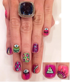 Nail art bella bella salon 1 in austin for hair and beauty screen shot 2016 05 11 at 115837 amg prinsesfo Gallery