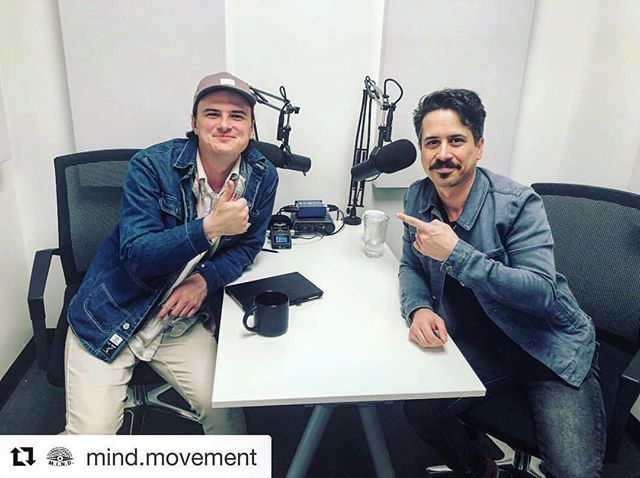 Had a great time with @thedakotadavis on the @mind.movement podcast. This podcast is devoted to discussing mental health in the entertainment industry. I'm a fan and proponent of mental health the same way one would be about physical health. We talk about that and more! Thanks @pirateporters for bringing me on. #mindmovement #mentalhealth #coaching #nashville
