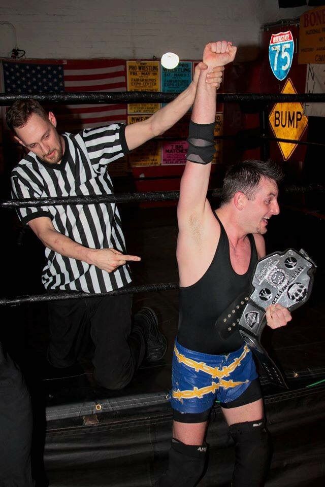 Credit to T and T wrestling photos