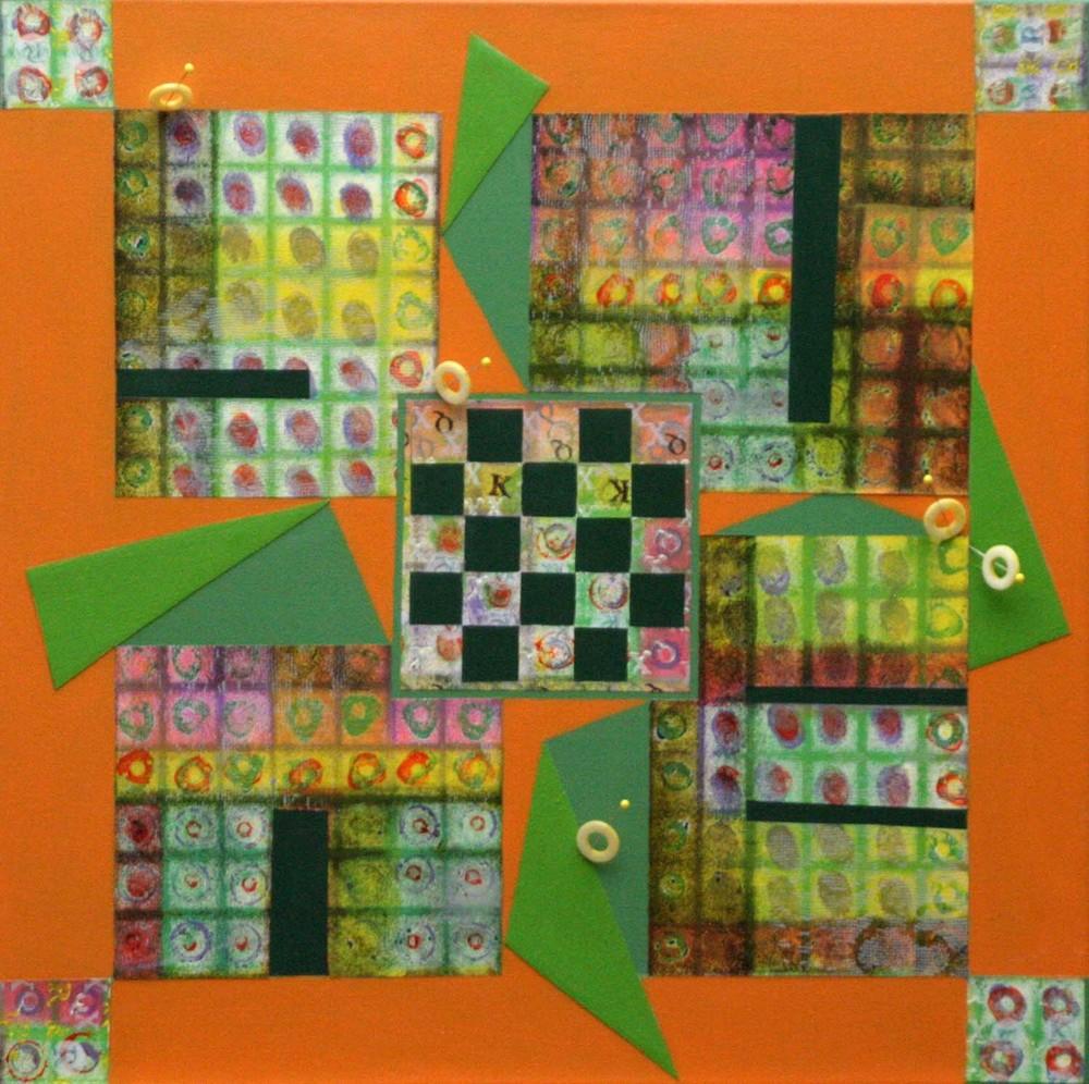 CheckerBoard and Circles