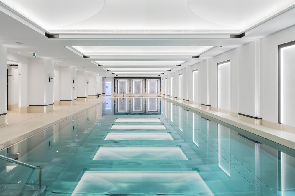 Clarges Mayfair - Swimming Pool.jpg