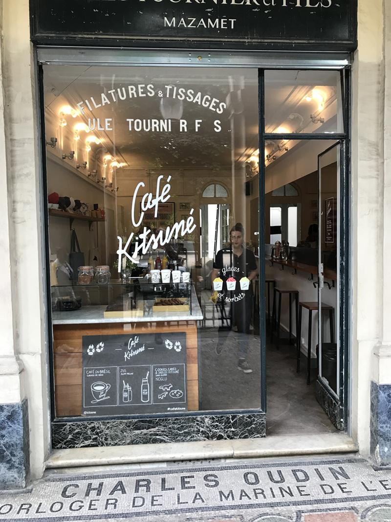 Cafe Kitsune!
