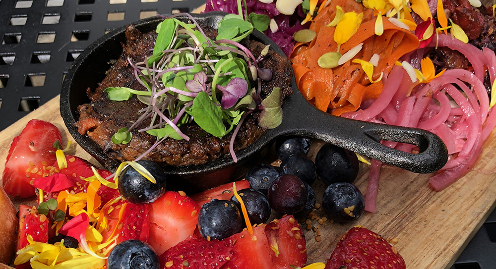 Plant Food Plank