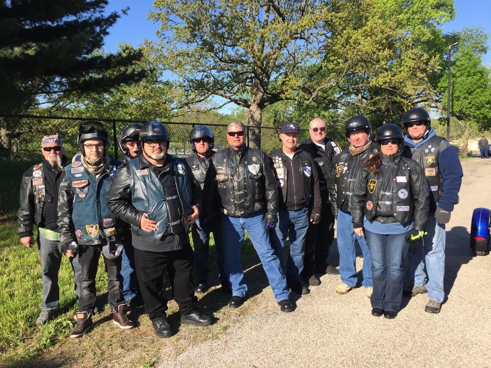 IL Police Memorial Ride 2016