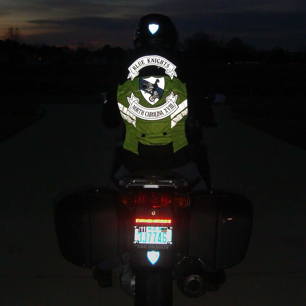 Night - High reflectivity at night