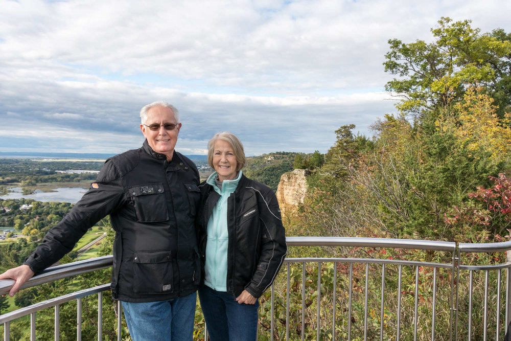 Ron & Kathy