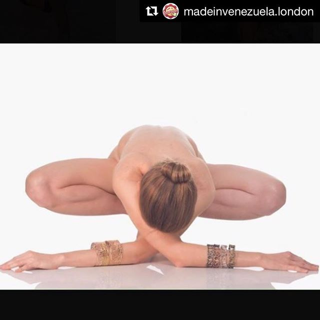 ・・・ Natural elegance with Claudia Jaffe! Shop the collection at www.madeinvenezuela.london 🍃 #inspiredbynature #naturalelegance #claudiajaffe #jewellery #namaste #peace #tranquility #chic #style #instaphoto #blogger #fashion #accessories #madeinvenezuela #mivlondon #yoga #elegance